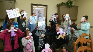 Fun crafts from our extra wild crew at Plum Creek